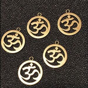 Other - 5 OM Charms